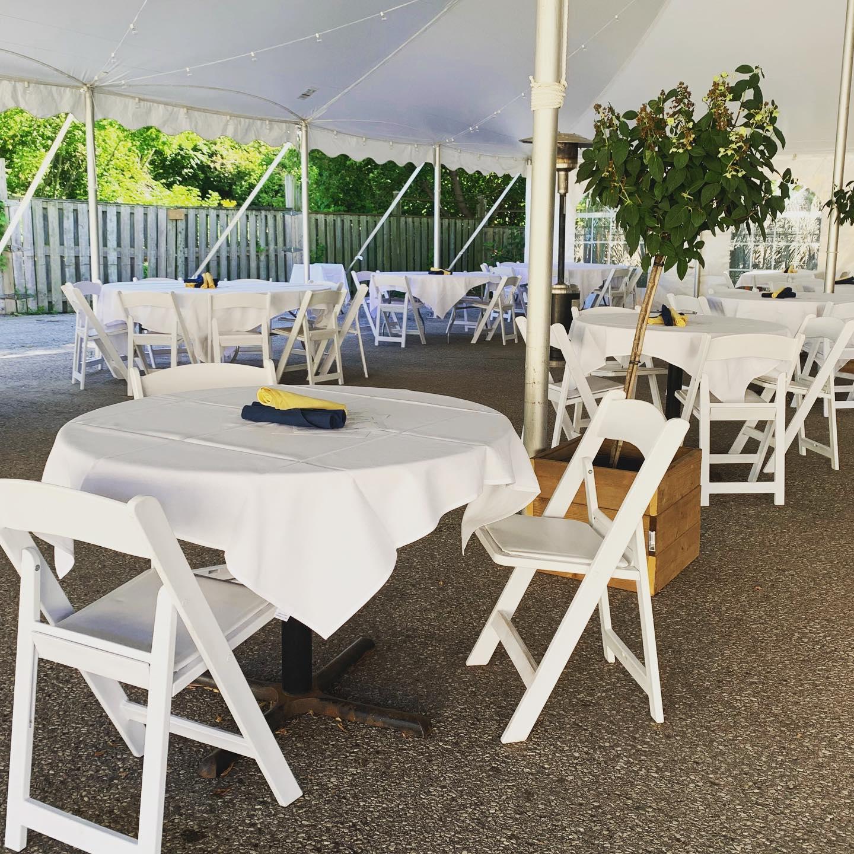 ICC Dining Tent